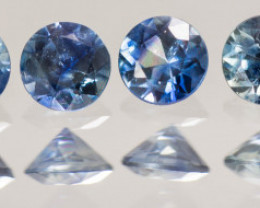 3.20 mm Sapphire 1.22 ct  Sri Lanka GPC Lab