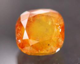 Diamond 0.48Ct Natural Fancy Orange Color Diamond A0503