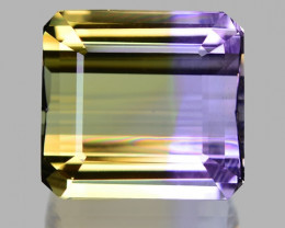 23.30 CTS UNTREATED AMETRINE CRAVING NATURAL GEMSTONE