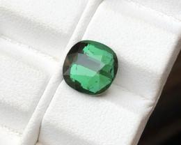 4 Ct Natural Greenish Transparent Tourmaline Gemstone