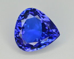 AAA Color 7.20 Ct Dazzling Color Natural Tanzanite