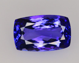 AAA Color 5.70 Ct Dazzling Color Natural Tanzanite