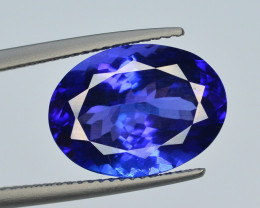 AAA Color 8.25 Ct Dazzling Color Natural Tanzanite