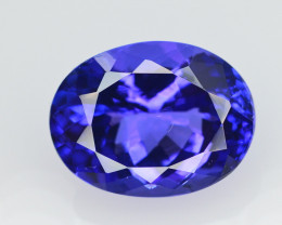 AAA Color 8.65 Ct Dazzling Color Natural Tanzanite