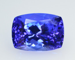 AAA Color 5.65 Ct Dazzling Color Natural Tanzanite