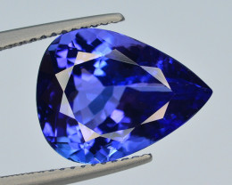 AAA Color 7.10 Ct Dazzling Color Natural Tanzanite
