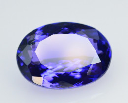AAA Color 6.50 Ct Dazzling Color Natural Tanzanite