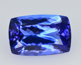 AAA Color 6.90 Ct Dazzling Color Natural Tanzanite