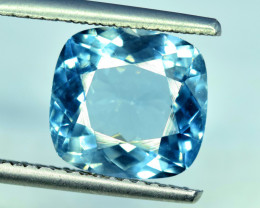 5.00 Carats Natural Untreated Aquamarine Gemstone
