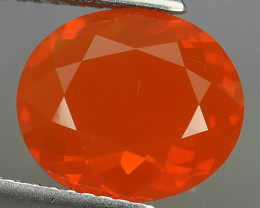 2.15 CTS NO HEATED BEST QUALITY~FIRE OPAL TOP COLOR