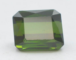 Top Color 1.60 ct Natural Green Color Tourmaline ~ A G