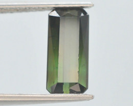 Top Color 1.90 ct Natural Green Color Tourmaline ~ A G