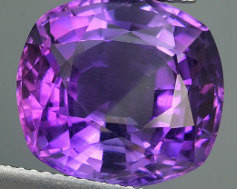 9.70 CTS MAGNIFICENT NATURAL PURPLE-VIOLET AMETHYST NICE