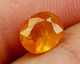 0.85 Crt Rare Clinohumite Natural Gemstones JI39