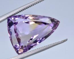 14.30 Crt Natural Ametrine Faceted Gemstone.( AB 08)