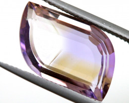 10.70 CTS  NATURAL AMETRINE FACETED GEMSTONE BG-402