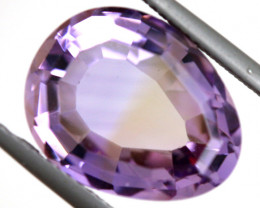 8 CTS  NATURAL AMETRINE FACETED GEMSTONE BG-406