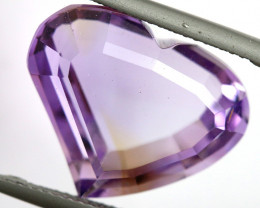 13 CTS  NATURAL AMETRINE FACETED GEMSTONE BG-407