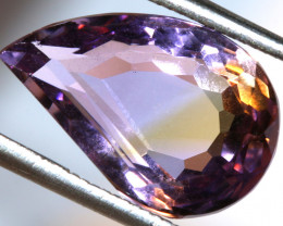 6 CTS  NATURAL AMETRINE FACETED GEMSTONE BG-411