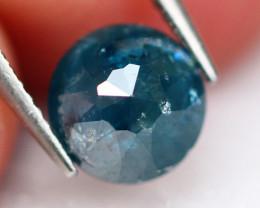 0.77Ct Natural Blue Color Fancy Diamond D0601