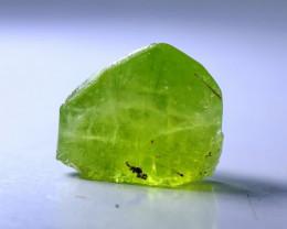 16.50 CT Natural & Unheated Green Peridot Crystal