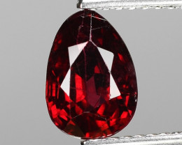1.58 CT PURE RED SPINEL TOP CLASS GEMSTONE BURMA R23