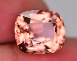 Amazing Color 8.70 Ct Natural Pinkish Brown Tourmaline