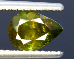 NR Auction 1.75 CT Natural Full Fire Sphene Titanite Gemstone