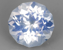 2.40 CTS GENUINE NATURAL ULTRA RARE LUSTER  FANCY CUT AMETHIYST NR!
