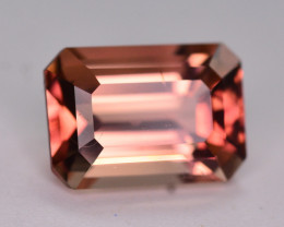 Amazing Color 4.80 Ct Natural Pinkish Brown Tourmaline