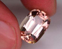 Amazing Color 8.05 Ct Natural Pinkish Brown Tourmaline