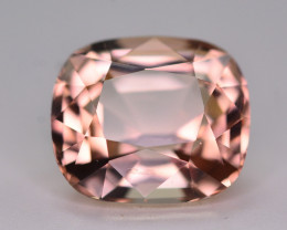 Amazing Color 6.10 Ct Natural Pinkish Brown Tourmaline