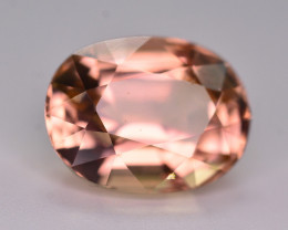 Amazing Color 5.20 Ct Natural Pinkish Brown Tourmaline