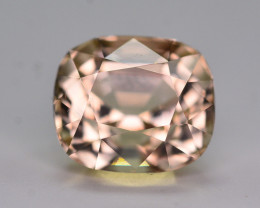 Amazing Color 4.70 Ct Natural Pinkish Brown Tourmaline