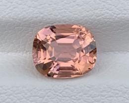 1.66 Carats Natural Pink  Color Tourmaline Gemstone