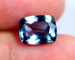3.57cts Natural Violet Blue D Block Tanzanite / AK16