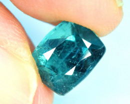 NR Auction - 1.80 Cts Natural Indicolite Tourmaline from Afghan
