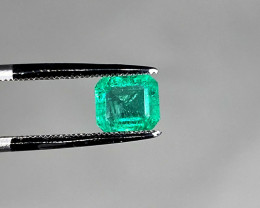 Colombian Emerald Excellent Clarity