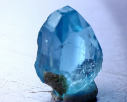 14.80 cts Beautiful, Superb Stunning Pakistani Blue TopazCrystal Rough
