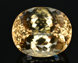 Black Friday Sale~GRA CERT~Rare 53.72Ct Superb Color Natural Imperial Topaz