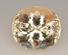 GRA CERT~Rare 50.40 Ct Superb Color Natural Imperial Topaz