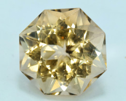 46.55 Carats Fancy Cut Morganite Gemstone