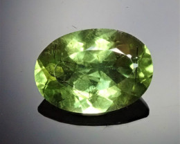 5.42ct Peridot Oval