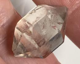 ⭐27.80ct Double Terminated Rock Crystal Quartz  No reserve