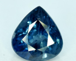 NR Auction 1.20 Carats Gorgeous Color Royal Blue Sapphire Gemstone