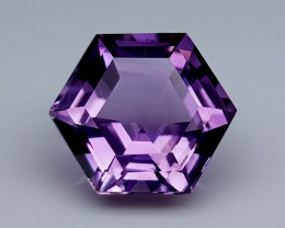 4.35 Crt Fancy Amethyst Natural Gemstones JI41
