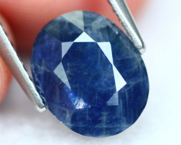 Sapphire 3.20Ct Natural Blue Sapphire B1003