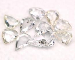 1.67Ct Natural Fancy Rose Cut Diamond Lot BM260
