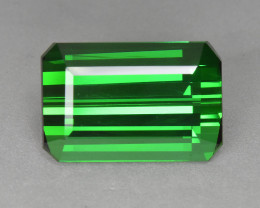 19.86 Cts Fabulous Wonderful Attractive Natural Green Tourmaline