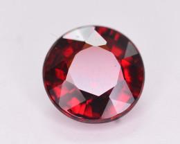 1.60 Ct Natural Orange Red  Spessartite Gemstone